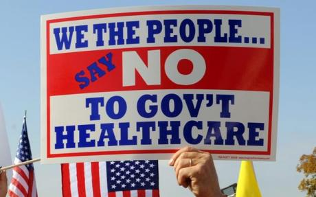 End the Mandate for Government Health Care